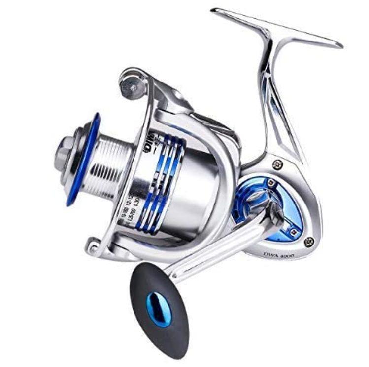 Diwa Spinning Fishing Reels for Saltwater