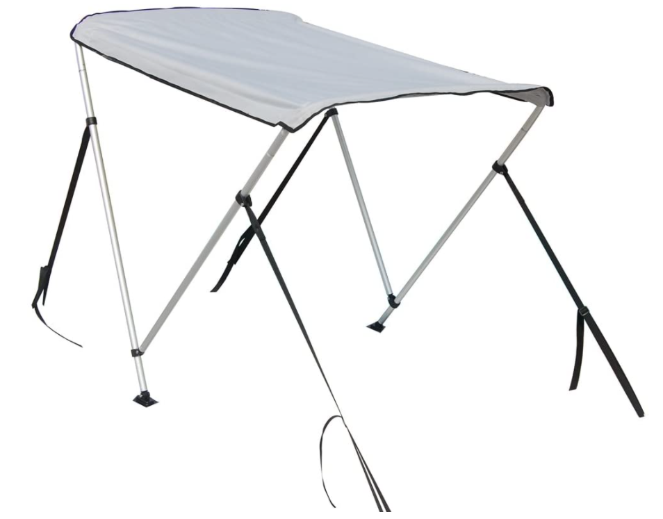 Portable Top Cover Canopy for Inflatable Kayak Canoe Boat