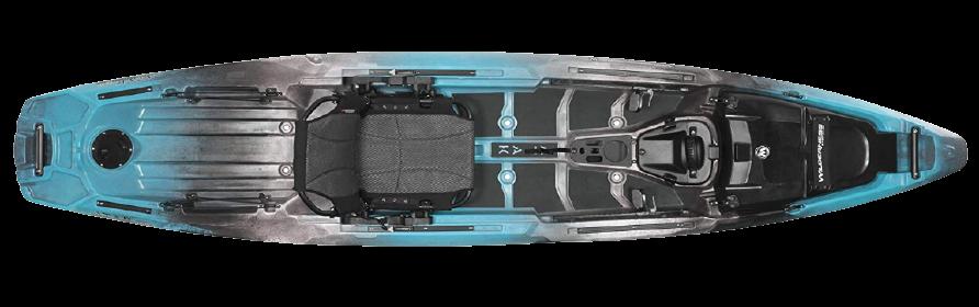 Sit on Top Fishing Kayak 2022