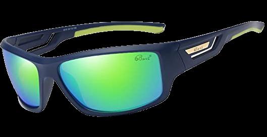Bevi Polarized Sports Sunglasses 2022
